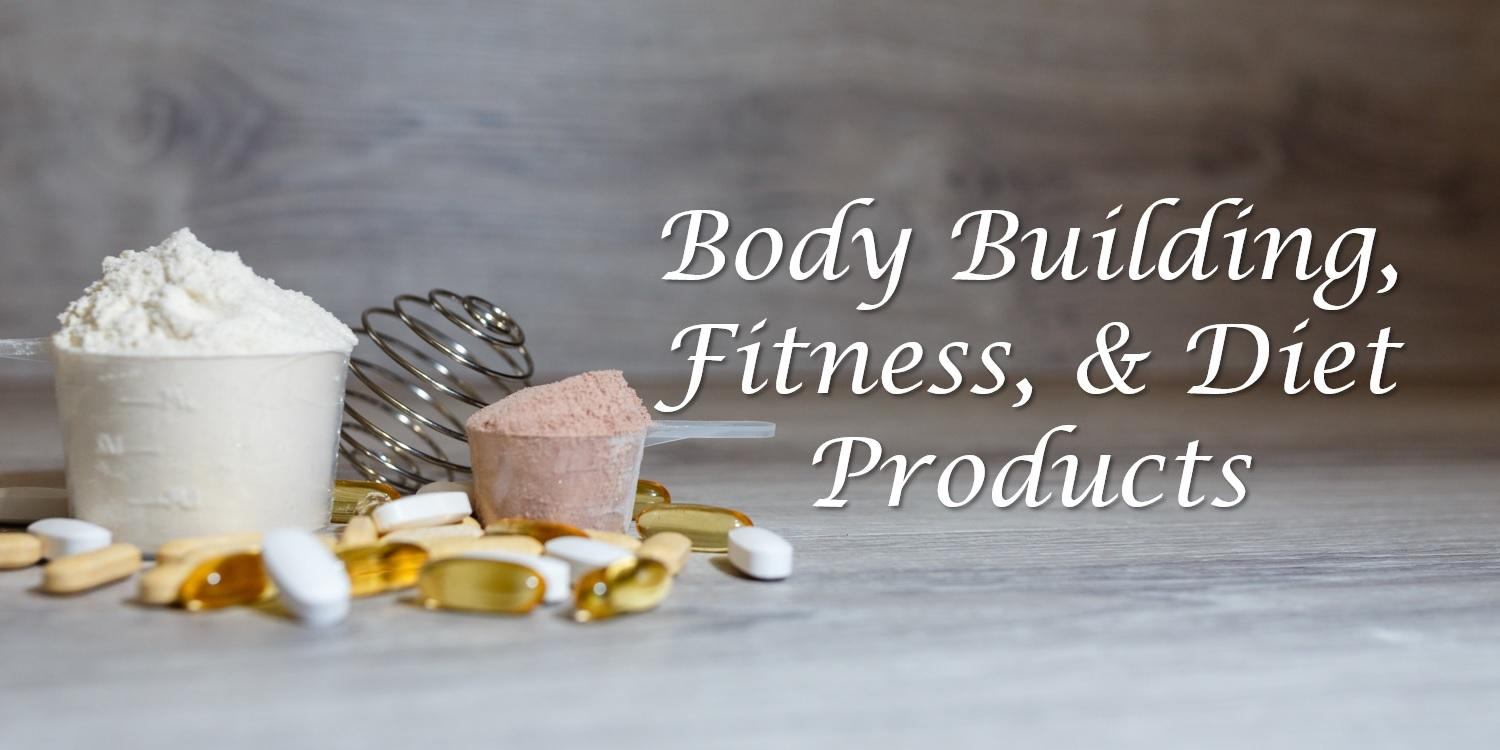 body building-diet products